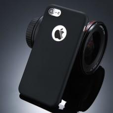 Кейси iPhone 6/6S Матовий з вирізом силікон