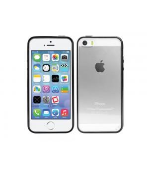 Кейси iPhone 5/5S/SE Силікон Блискучий Ободок