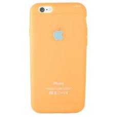 Кейси iPhone 5/5S/SE Дешевий Cилікон з Лого