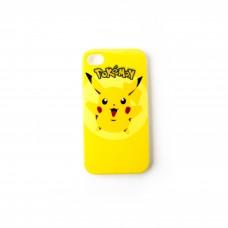 Кейси iPhone 4/4S Силікон Принт Покемон
