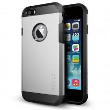 Кейси iPhone 4/4S Spigen Tough Armor Space Gray