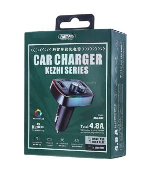 Автозарядне Remax Kezhi Series 2 USB 4.8A Fast Charging Car Charger RCC230