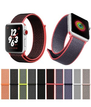 Аксесуари iWatch Ремінець Sport Loop band Woomen Nylon 42/44mm