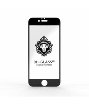 Скло iPhone X/XS/11Pro Full Glass black