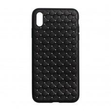 Кейси iPhone XS Max Rock Ultrathin Weaving Series