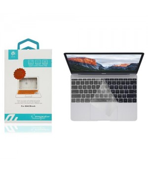 Кейси на Macbook Air 11 Devia Keypad Cover Crystal