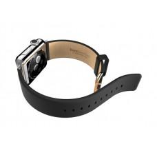 Аксесуари iWatch Ремінець Hoco Art Series Calf Leather 38/40mm black