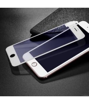 Скло iPhone 6plus/6Splus Rock 3D Full Screen Tempered Glass with Soft Edge (Anti-Blue Light) white