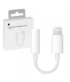 Перехідники Apple Lightning Headphone Jack 3.5mm