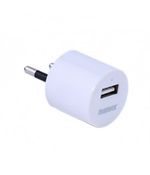 Блоки живлення Remax Power Adapter 1.0A USB Charger