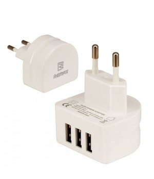 Блоки живлення Remax Power Adapter 2.1 А 2USB Charger