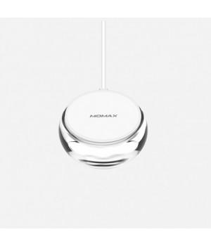 Безпровідні зарядні пристрої Momax Wireless Charger Q.Dock Crystal Fast