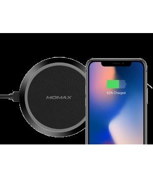 Безпровідні зарядні пристрої Momax Wireless Charger Q.Pad Fast