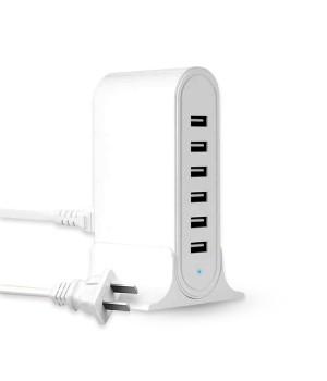 Перехідники Apple Adapter 6-Ports USB Сharger
