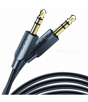 Перехідники Rock AUX A1 Audio Cable blue 1m