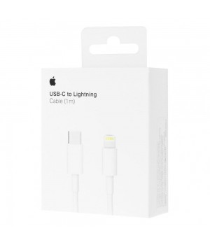 Кабелі Apple USB-C to Lightning Cable 1m Original