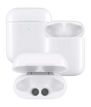 Безпровідні зарядні пристрої AirPods 1/2 Wirelles Charger Case white