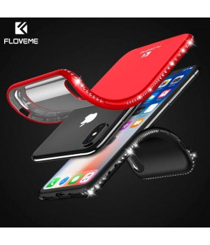 Кейси iPhone 7plus/8plus Floveme Luxury Diamant