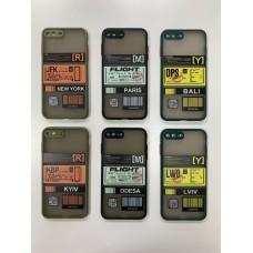 Кейси iPhone 7Plus/8Plus Matte Skin Ticket series