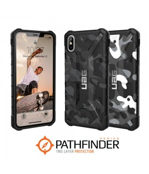 Кейси iPhone XS UAG Pathfinder comuflage