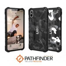 Кейси iPhone XR UAG Pathfinder comuflage