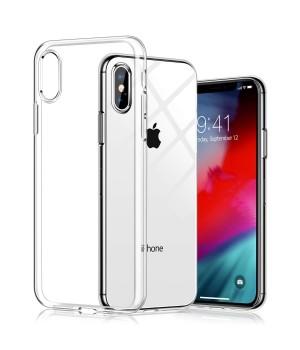Кейси iPhone XS Max Силікон 0.9мм