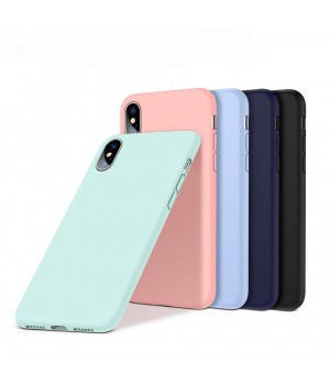 Кейси iPhone X/Xs DGTL Silicone Case 360