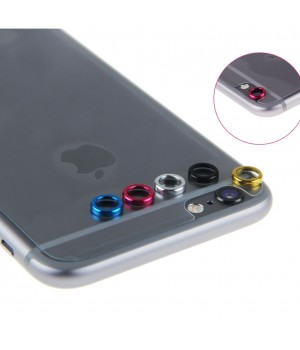 Захист камери 6/6S Rock Metal Back Camera Lens Protector Ring