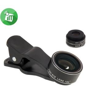 Лінзи 3 in 1 Photo Lens Set Premium