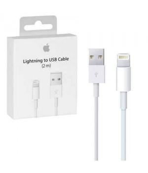 Кабелі Apple Lightning to USB Cable 2m Original+