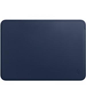 Кейси на Macbook 12 Wiwu Skin Pro PU Leather Sleeve
