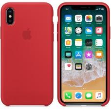 Кейси на iPhone X Silicone case Original