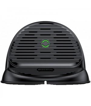 Безпровідні зарядні пристрої Baseus Silicone Horizontal Desktop