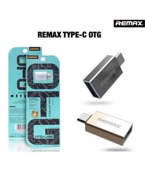 Перехідники Remax Transcend Type-C RA-OTG1