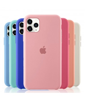 Кейси iPhone 11 Pro Max Apple Silicone Case Copy