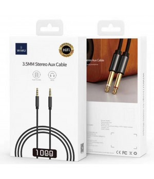 AUX-кабель Wiwu 3.5 mm Stereo AUX Cable