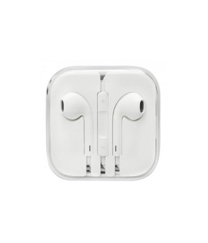 Навушники Apple EarPods Headphone 3.5mm Plug (plastic) Original