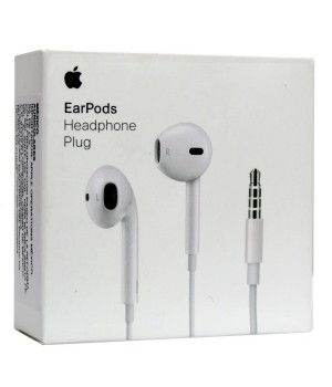 Навушники Apple EarPods Headphone 3.5mm Plug Original