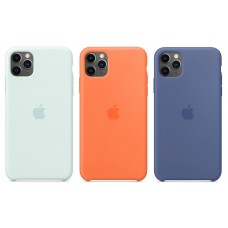Кейси iPhone 11 Pro Apple Silicone Case Original