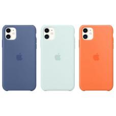 Кейси iPhone 11 Apple Silicone Case Original