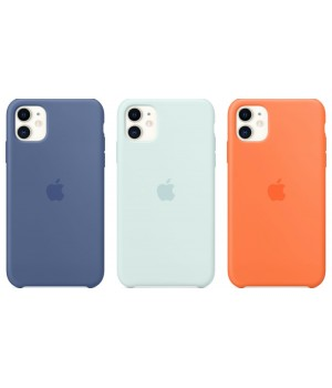 Кейси iPhone 11 Apple Silicone Case Original