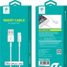 Кабелі Devia Lightning Smart Cable (MFI)