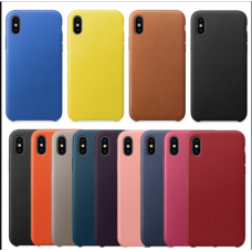 Кейси iPhone XR Apple Leather Case HQ