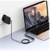 Перехідник Wiwu Alpha 5in1 USB-C Hub A521H (USB3.0x2 + HDMI + SD + microSD)